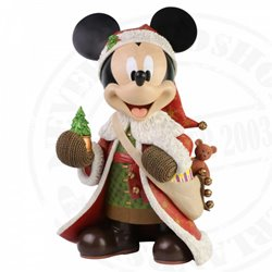 Big Fig Santa - Mickey