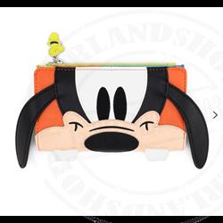 Loungefly Flap Wallet - Goofy