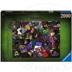 Villainous Game Puzzel 2000