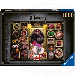 Villainous Puzzel - Ratigan