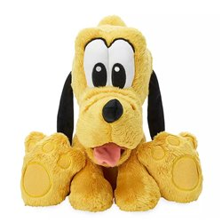 DisneyStore Plush Big Feet - Pluto