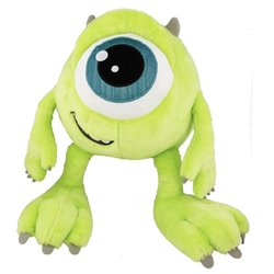 DisneyStore Plush Big Feet - Mike Wazowski