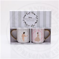 Happily Ever After Mug Set - Cinderella