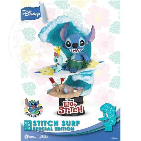 Diorama Surf - Stitch & Scrump