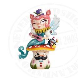 Miss Mindy Mermaid Quartet Figurine