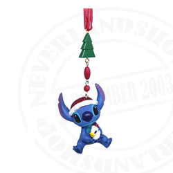 9205 Dangle Ornament Duck - Stitch