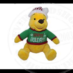 DisneyStore Kerst Plush - Pooh