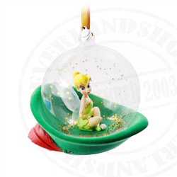 9141 Sketchbook Ornament - Tinker Bell