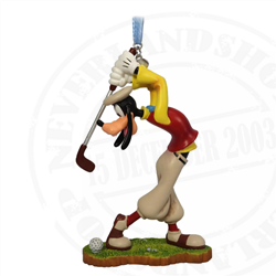 9194 Sketchbook Ornament - Goofy