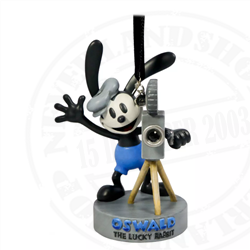 9189 Sketchbook Ornament - Oswald