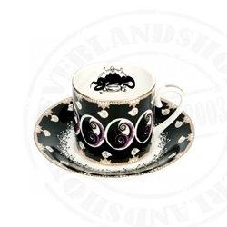 Cup & Saucer - Ursula