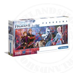 Panorama Puzzel - Frozen