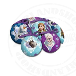 Set van 4 Onbreekbare Ballen - Frozen II