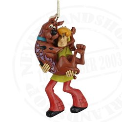 Ruh-Roh Ornament - Shaggy & Scooby-Doo