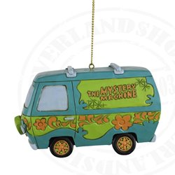 Crusin' for a Mystery Ornament - Scooby-Doo & Scrabby