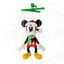 9239 Sketchbook Ornament Marionet - Mickey