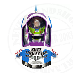 9240 Sketchbook Ornament - Buzz Lightyear