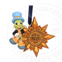9241 Sketchbook Ornamenten - Jiminy Cricket