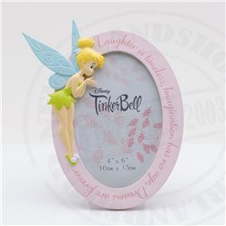 Oval Photo Frame - Tinker Bell