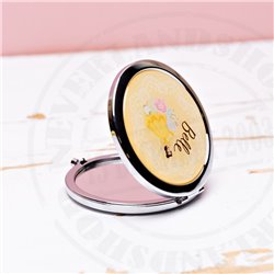 Compact Mirror - Belle