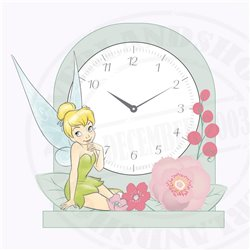 Mantle Clock - Tinker Bell
