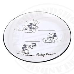 Sketchy Dessert Plate - Mickey