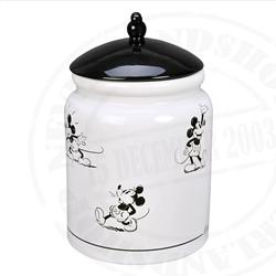 Sketchy Large Cookie Jar - Mickey
