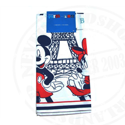 Theedoek Paris - Mickey & Minnie