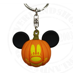 PVC Sleutelhanger Trick or Treat - Icon