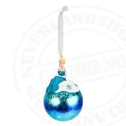 8982 3D Figuur op Bal - Elsa