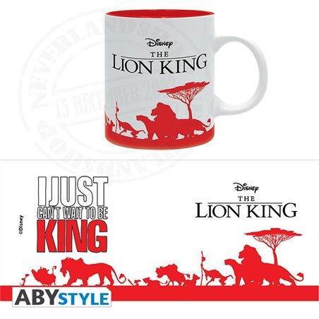 Mug Group - Lion King