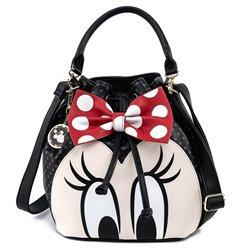 Loungefly Bucket Bag - Minnie