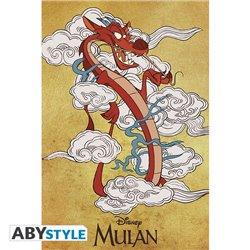 Poster - Mushu