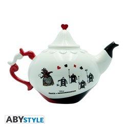 Teapot - Queen of Hearts