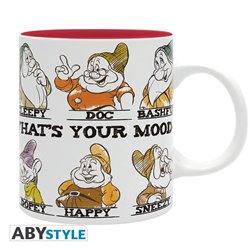 Mug Moods - 7 Dwarfs