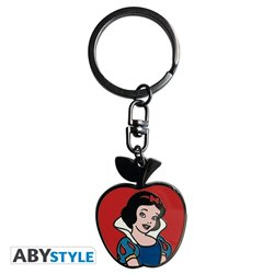 Metal Keychain - Snow White