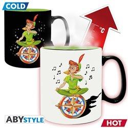 Heat Change Mug - Peter Pan