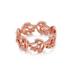 14kt Outline Ring - Simba