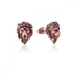 Adult Lion Stud Earrings - Simba