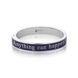 Anything Can Happen Bangle - Mary Poppins