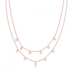 M I C K E Y Layered Necklace - Mickey