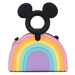 Loungefly XBody Rainbow - Mickey