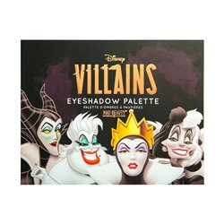 Eyeshadow Pallet - Villians