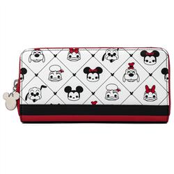 Loungefly Zip-Around Wallet Sensational 6 - Mickey & Co