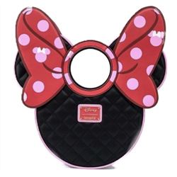 Loungefly Quilted Bow Head XBody - Minnie
