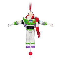 9260 3D Trekpop Ornament - Buzz Lightyear