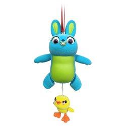9161 3D Trekpop Ornament - Ducky and Bunny