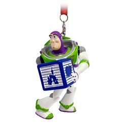 9195 3D Dangle Park Ornament - Buzz Lightyear