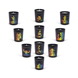 Set Vegetal Scented Candles