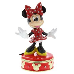 Trinket Box - Minnie Mouse